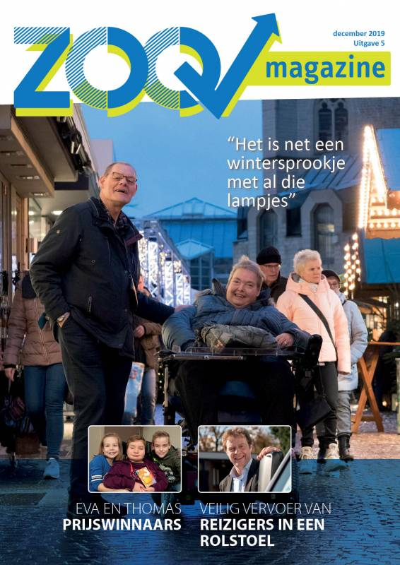 Afbeelding: ZOOV Magazine - Uitgave 5 - Winter 2019